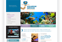 Site Aquarium services
